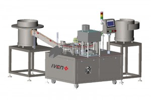 Big Discount Disposable Syringe Machine - Virus Sampling Tube Assembling Line – IVEN