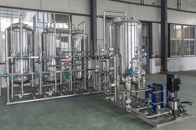 Wholesale Dealers of Disposable Syringe Business Plan - Pharmaceutical RO Water Treatment system – IVEN Featured Image