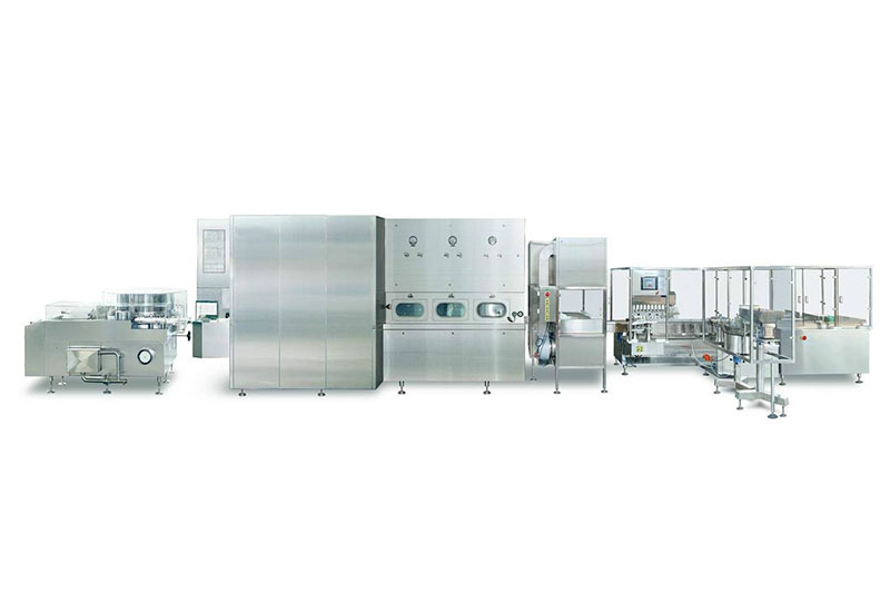 Cheap price Iv Solution Machine - Vial Liquid Filling Production Line – IVEN