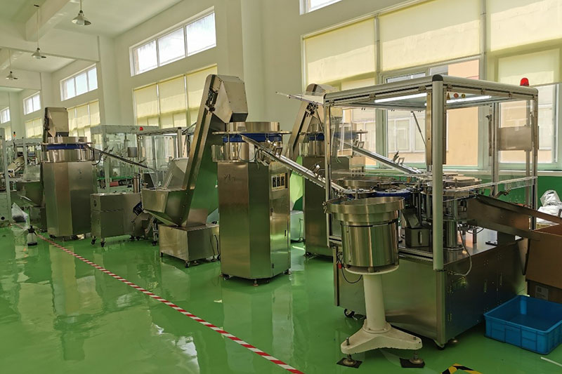 Quality Inspection for Disposable Syringe Assembling Line - Syringe Assembling Machine – IVEN detail pictures