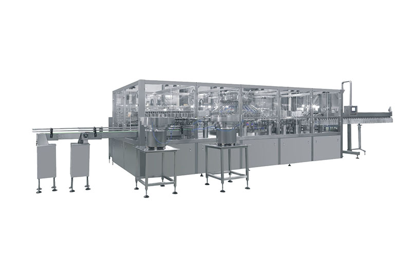 Good Quality Automatic Oral Liquid Filling Machine - PP Bottle IV Solution Production Line – IVEN
