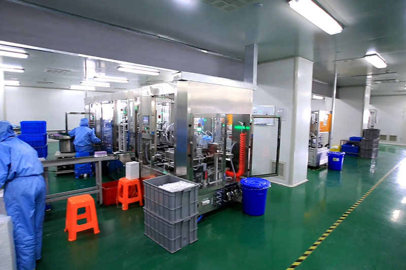 New Arrival China Clean Room Project - Vacuum blood collection tube turnkey plant – IVEN