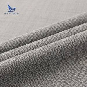 2021 High quality Men Suit Fabric - Four Seasons Wholesale Tailor Made Coat Pant Men And Women Suiting Fabric – Yun Ai