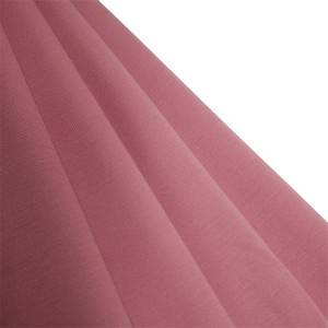 Wholesale Price Captain Uniforms Fabric - Pink color rayon stretch fabric with spandex for suits – Yun Ai