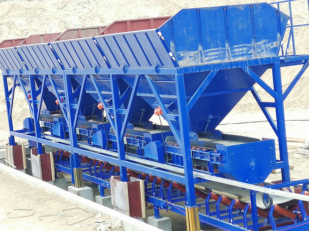 Well-designed Commercial Concrete Mixing Plant - Road base Material Mixing Plant – Janeoo