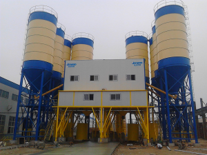 Manufacturer of Concrete Batching Plant Factory Price - M series SjHZS120M specifications – Janeoo