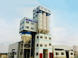 Factory Supply Ready Mixed Concrete Mixing Plants - Dry mortar mixing plant – Janeoo