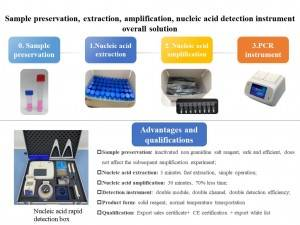 OEM Manufacturer Real Time Pcr Analysis Software - SARS-CoV-2(2019-nCoV)  Detection Total Solution – jianma