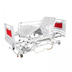 Wholesale Price Simple Hospital Bed - Full Electric Hopital Bed for Disabled – JBH Medical