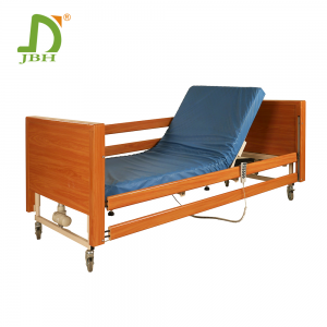 2018 High quality Cost Of Hospital Bed For Home - Electric motorized hospital bed – JBH Medical