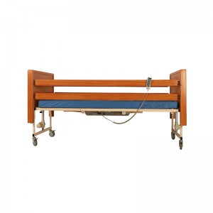 Low price for Janak Hospital Bed For Home - Hospital bed with castor – JBH Medical
