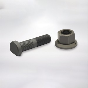 BPW truck part wheel bolt fastener bolt