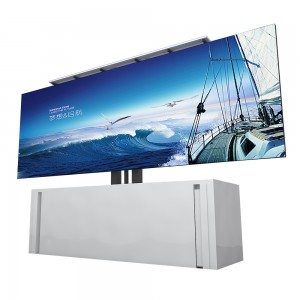 2018 High quality Outdoor Mobile Led Screen - 20ft LED CONTAINER-WITHOUT CHASSIS – JCT