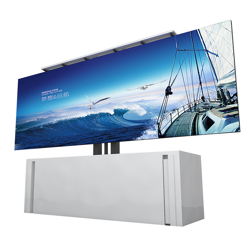 OEM/ODM China Mobile Billboard Company - 20ft LED CONTAINER-WITHOUT CHASSIS – JCT