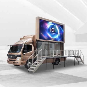 Wholesale Price Mobile Billboard Truck - 6m Mobile Exhibition Truck-foton Aumark – JCT