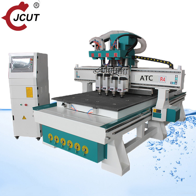 Top Quality Cnc Router Atc American - Four spindle atc cnc router – JCUT Featured Image
