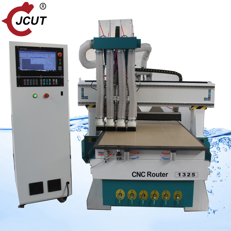 Top Quality Cnc Router Atc American - Four spindle atc cnc router – JCUT