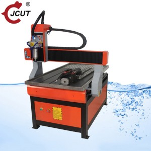 Reasonable price Cnc Router Laser Engraver - 6090 mini wood cnc router machine – JCUT