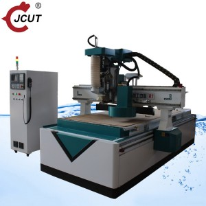 High Quality China Best Price 3D CNC Router Atc Wood Carving Machine Cheap Engraving Machine 1325 CNC Router for Sale Panel Furniture Cabinet Woodworking Production Line Atc