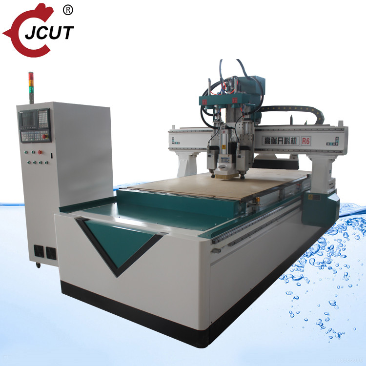 New Arrival China Multi Head Spindle Woodworking Cnc Router - Two spindle row drilling machine cnc router – JCUT