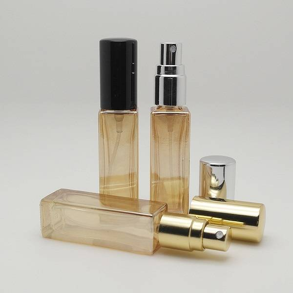 0.35 oz Glass perfume spray bottle small empty bottle portable mini mist spray bottle Featured Image