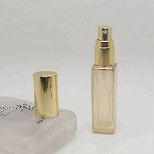 0.35 oz Glass perfume spray bottle small empty bottle portable mini mist spray bottle