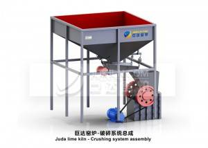 Wholesale Price Calcium Oxide Used In Agriculture - Juda crushing  system – Juda