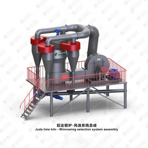 Good Quality Calcium Oxide Production Line - Juda powder concentrator – Juda