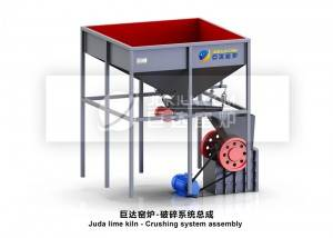 Juda crushing  system