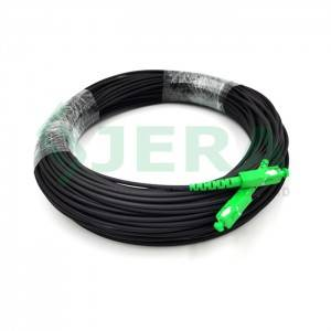 Fiber optic drop cable patchcord SC/APC