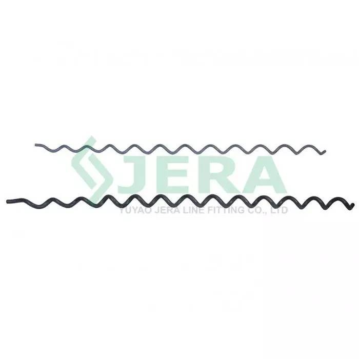 China Cheap price cable vibration damper - Spiral Vibration Damper – JERA