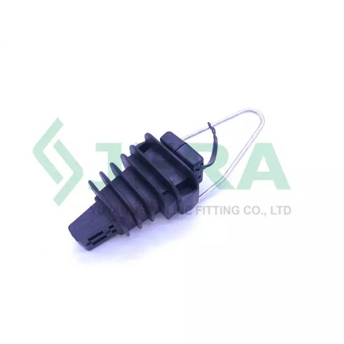 Wholesale Dealers of 4 Cores Cable Clamp - ADSS Cable Clamp, Pa-25 – JERA