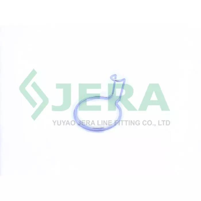 Quality Inspection for Cable Strain Relief Clamp - Fiber Drop Cable Ring, Dwr-01 – JERA