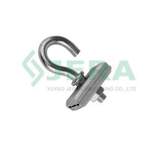 Reasonable price for Fiber Wedge Cable Clamp - Ftth Suspension Clamp, Dh – JERA