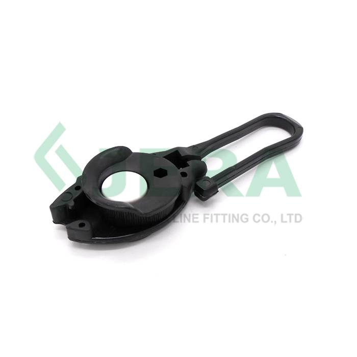 2020 China New Design Tension Anchoring Clamp - FTTH Drop Clamp, Fish-02 – JERA