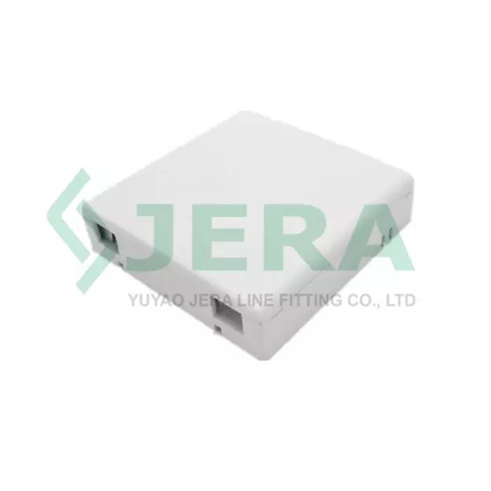Professional China Fiber Optic Distribution Box - Fiber optical distribution socket, ODP-02M – JERA