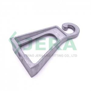 factory Outlets for Bolt Type Strain Clamps - Suspension Clamp Bracket, Js-1500 – JERA