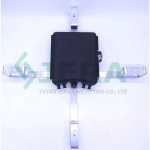 Good User Reputation for Aerial Drop Wire Clamp - Fiber Optic Cable Slack Storage, Yk-610-L – JERA