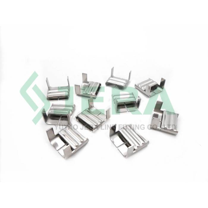 Chinese wholesale Pipe Banding Tool - Stainless Steel Buckles – JERA