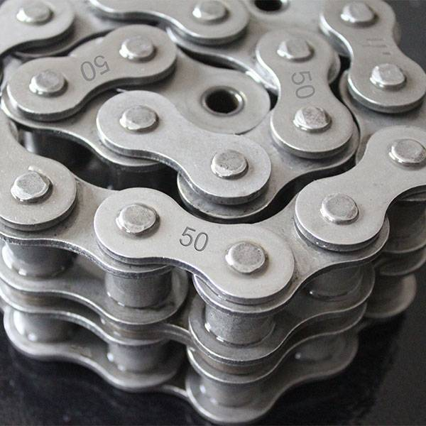 Hot sale Standard Roller Chain -  (A Series Single Stand)Short Pitch Precision Roller Chains 50-2(10A-2) – Jinhuan