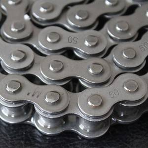 (A Series Single Stand)Short Pitch Precision Roller Chains 50-1(10A-1)