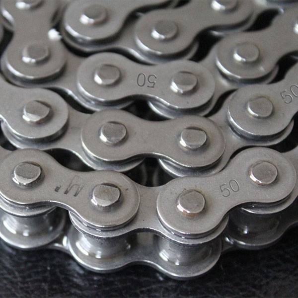 (A Series Single Stand)Short Pitch Precision Roller Chains 50-1(10A-1) Featured Image