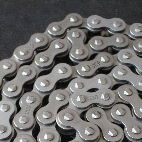 China Supplier Steel Motorcycle Chain - Motorcycle Drive Chain 530 – Jinhuan