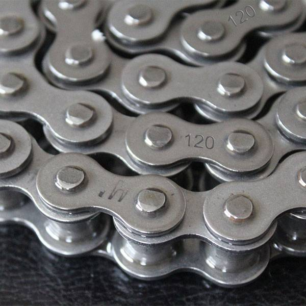 2018 High quality Flat Chain Industrial - (B Series Single Stand)Short Pitch Precision Roller Chains 120-1(24A-1) – Jinhuan detail pictures