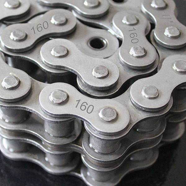 Bottom price 420 Drive Chain - (B Series Single Stand)Short Pitch Precision Roller Chains 160-2(32A-2) – Jinhuan