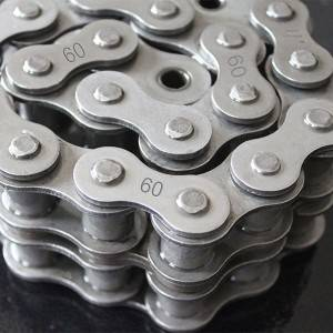 PriceList for Double Strand Roller Chain -  (A Series Single Stand)Short Pitch Precision Roller Chains 60-2(12A-2) – Jinhuan