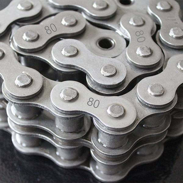 Hot sale Standard Roller Chain -  (A Series Single Stand)Short Pitch Precision Roller Chains 80-2(16A-2) – Jinhuan