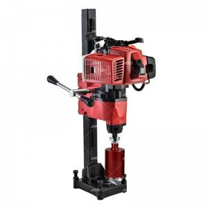 JHPRO JH-300 design New Portable Gasoline core drill high quality Rock Core Drilling Rig For Sale