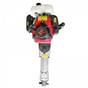 JHPRO JH-100B 4 Stroke  Gas Demolition Jack Hammer Concrete Breaker Punch Drill