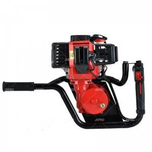 JH-IE44F-5-1 agricultural digging machine tree planting earth auger gasoline earth drill